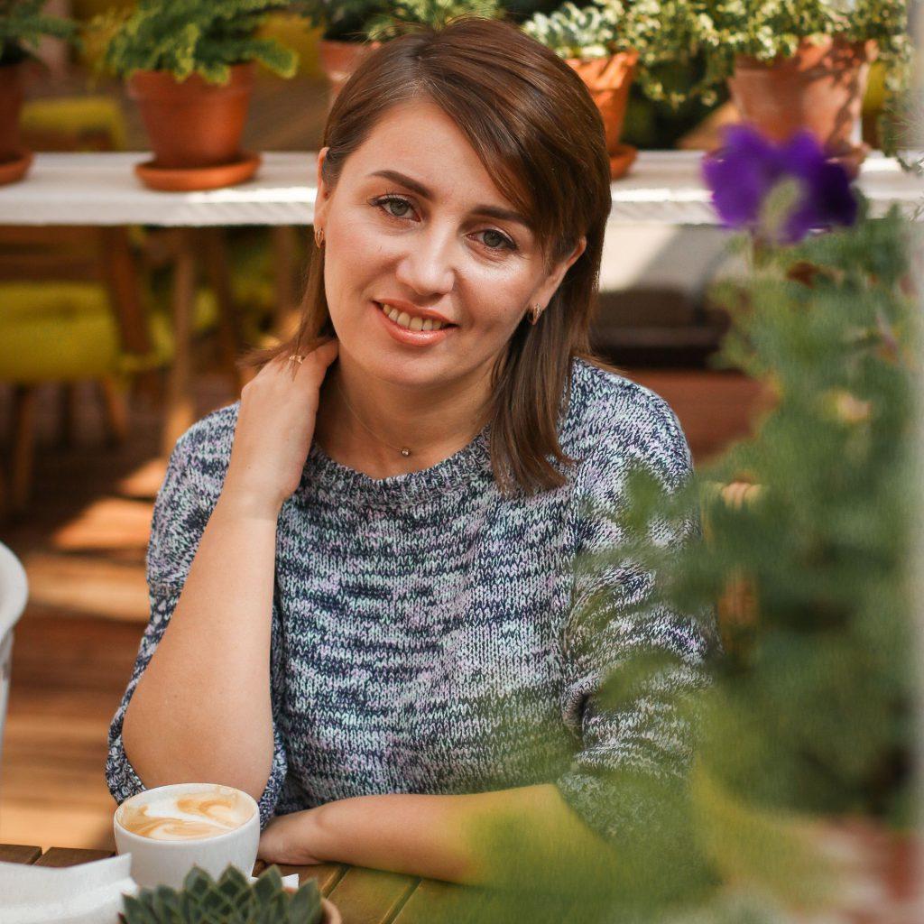 Оксана Багрецова