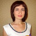 Елена Владимировна Каширина